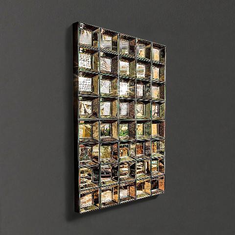 Зеркало настенное Трибека от Roomers