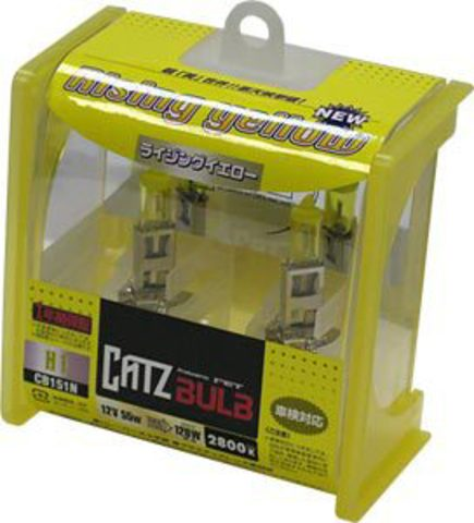 Газонаполненные лампы CATZ H1 CB151N (2800К)