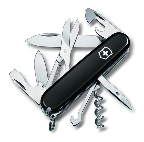 Офицерский нож Climber Black Victorinox (1.3703.3)