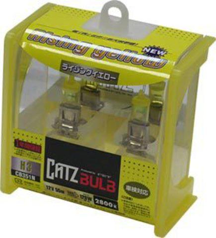 Газонаполненные лампы CATZ H3 CB351N (2800К)