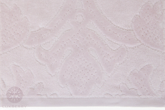 Полотенце 30x50 Luxberry Барокко розовая пудра