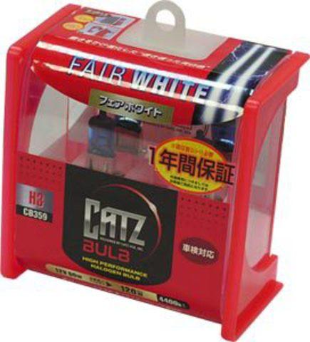 Газонаполненные лампы CATZ H3 CB359 (4400К)