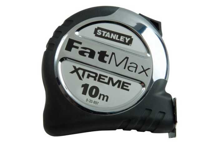 Рулетка 10м Stanley FatMax® Xtreme™ 0-33-897