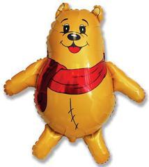 Медвежонок в шарфике, F 32