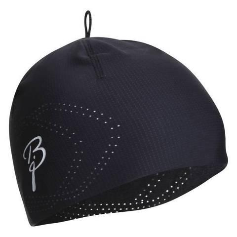 Шапка лыжная Bjorn Daehlie Hat Gold чёрная