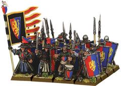 Bretonnian Men-at-arms