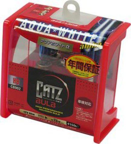 Газонаполненные лампы CATZ H9 CB902 (4150К)