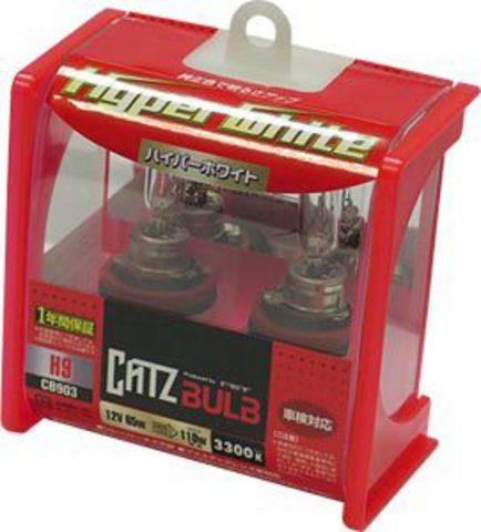 Газонаполненные лампы CATZ H9 CB903 (3300К)