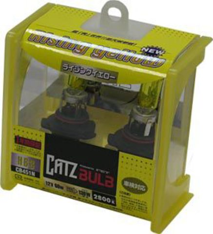 Газонаполненные лампы CATZ HB3 CB451N (2800К)