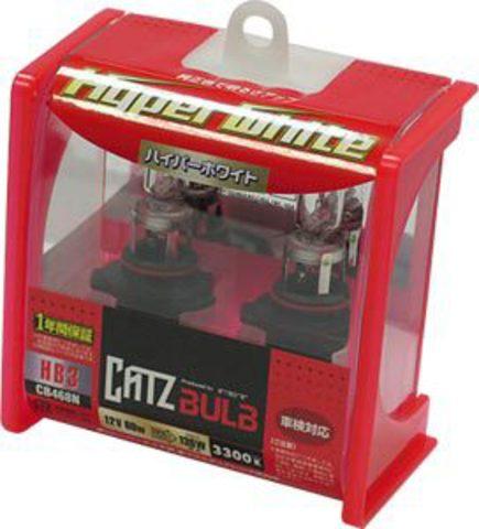 Газонаполненные лампы CATZ HB3 CB468N (3300К)