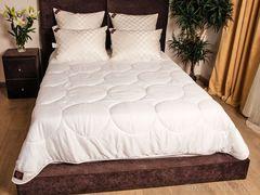 Элитное одеяло лёгкое 140х200 Double Tencel от German Grass