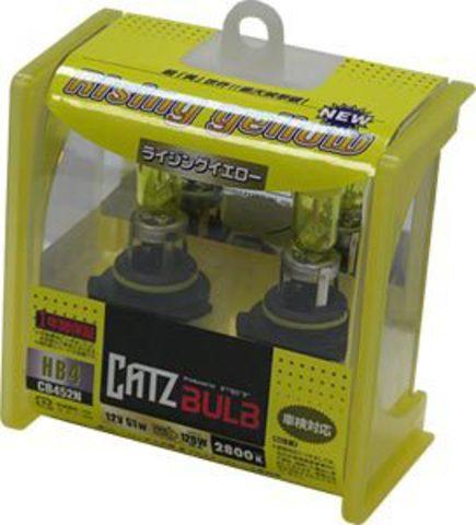 Газонаполненные лампы CATZ HB4 CB452N (2800К)