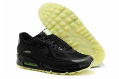 Кроссовки Мужские Nike Air Max 90 HyperFuse Black Lights