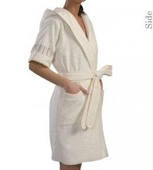 Элитный халат махровый Side от Timas