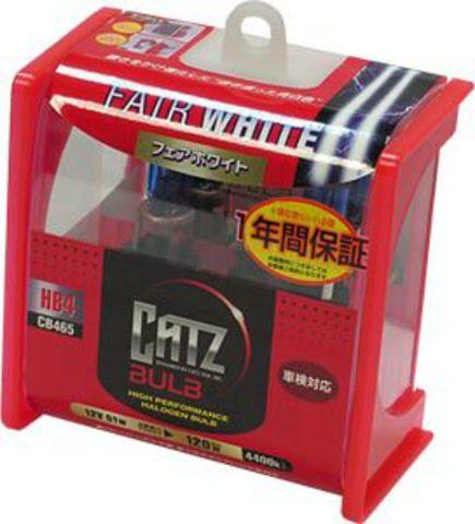 Газонаполненные лампы CATZ HB4 CB465 (4400К)