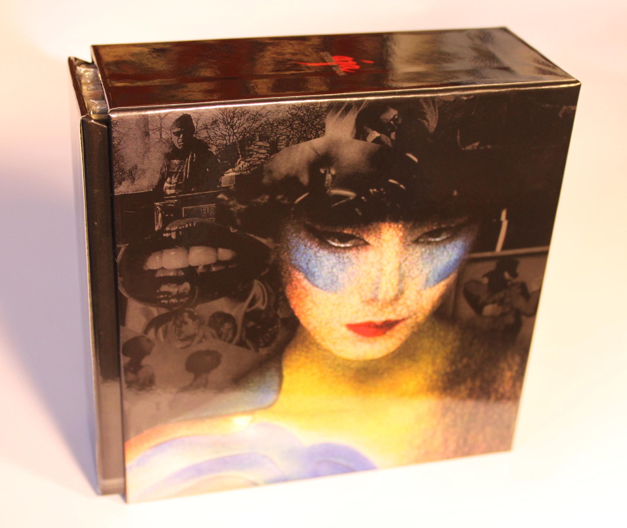 Комплект Steely Dan 7 Mini Lp Shm Cd Box