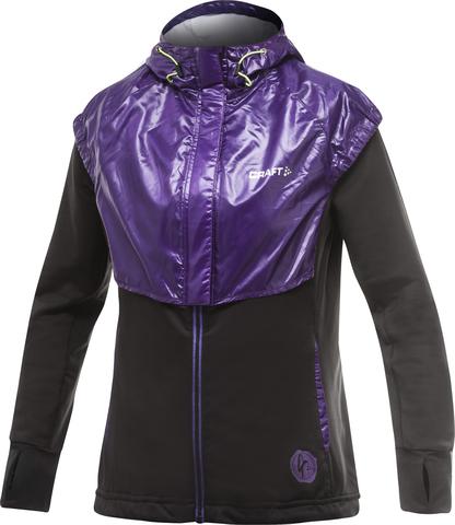 Куртка Craft Performance Femme женская фиолетовая