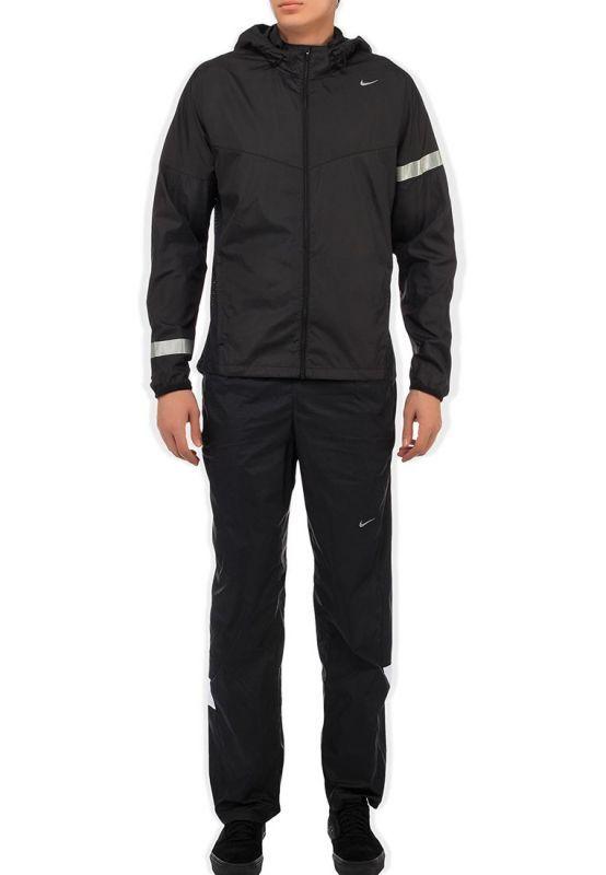 Мужские спортивные брюки найк Windfly Pant (519811 015) черные
