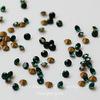 1028 Стразы Сваровски Emerald PP 14 (2-2,1 мм), 10 штук ()