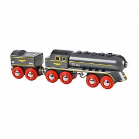 BRIO 33697 Скорый поезд (2 элемента) BRIO