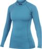 Термобелье Рубашка Craft Active Extreme женская голубая