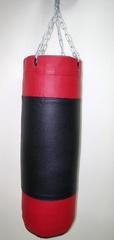 Груша боксерская с кольцом и подвеской d30см, h120см, 55-60кг