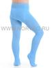 Колготки ажурные из шерсти мериноса Norveg Casual Blue детские