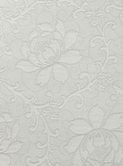 Наволочка декоративная 50х70 Luxberry Flowers мятная