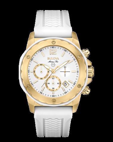 Купить Наручные часы Bulova Marine Star 98M117 по доступной цене