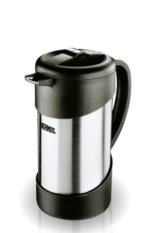 Термос-кофеварка NCI 1000 Caffee Plunger (1 литр) с прессом