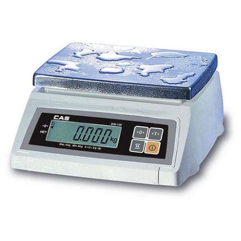 Весы влагозащищенные CAS SW-20W