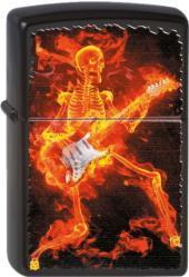 Зажигалка Zippo Guitarist (218)