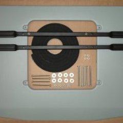 Установочный комплект MERCEDES ACTROS MP4