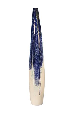 Элитная ваза декоративная Abstraction высокая от S. Bernardo