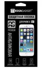 Пленка защитная для iPhone 6 Plus MediaGadget PREMIUM МАТОВАЯ АНТИБЛИКОВАЯ ДВУСТОРОННЯЯ