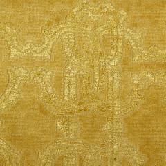 Халат велюровый Roberto Cavalli Logo Gold