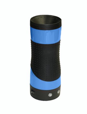 Вертикальный гриль Snack Master Blue
