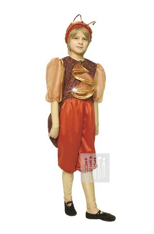 Фото Муравей модель 2 ( костюм ) рисунок Костюмы насекомых для детей: для досугов и познавательных занятий, для спектаклей и утренников!