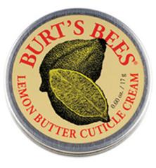 Масло для кутикулы с лимоном, Burt