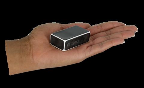 Мышка LOGITECH Cube Black