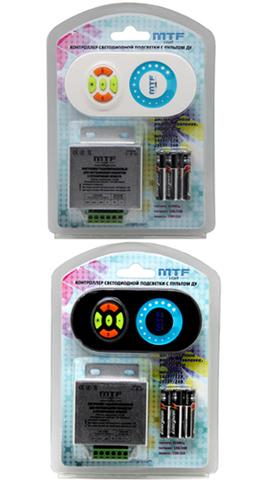 Радиоуправляемый контроллер с сенсорным кольцом MTF Light CSN-12A