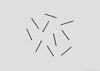 Гвозди для крепления рельс ( 100 штук) MARKLIN 8999