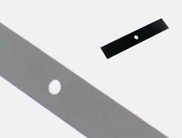 нож для зернодробилки Электромаш 200 мм