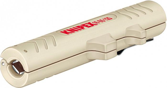 Инструмент для удаления оболочки кабеля UTP Knipex KN-1665125SB