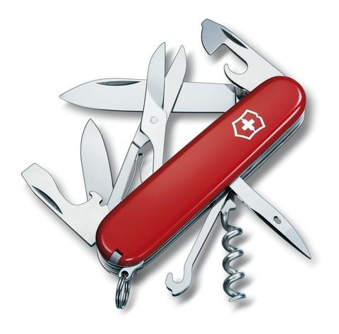 Офицерский нож Climber Victorinox (1.3703)