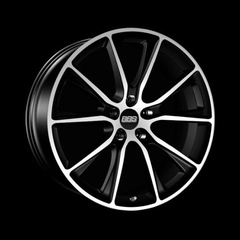 Диск колесный BBS SV 9x20 5x108 ET40 CB82.0 satin black/diamond cut
