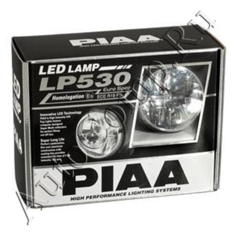 Дополнительные фары PIAA LP530 DK537BE (противотуманные диодные фары)