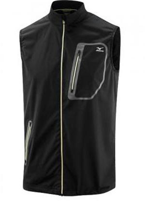 Жилет Mizuno Running Vest чёрный