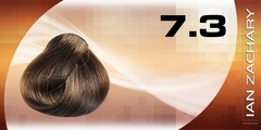 7.3 Золотистый блондин IAN ZACHARY