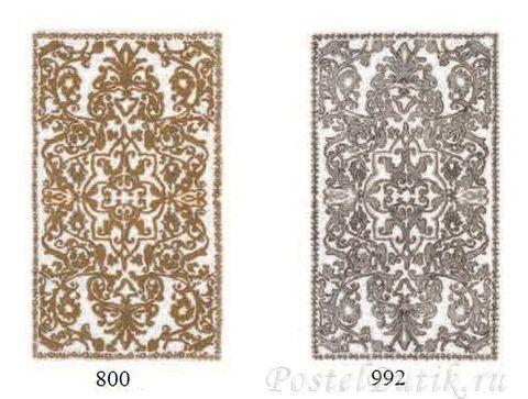Элитный коврик для ванной Perse 800 золотой от Abyss & Habidecor